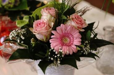 Blumensträuße